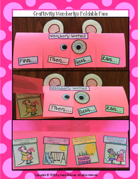 Back to School Sequencing Foldables