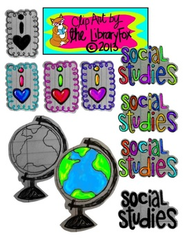 Back to School Set 2 ELA and Social Studies on Notebook Paper