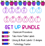 Back to School Set Up Bundle- 20% off 5 products!