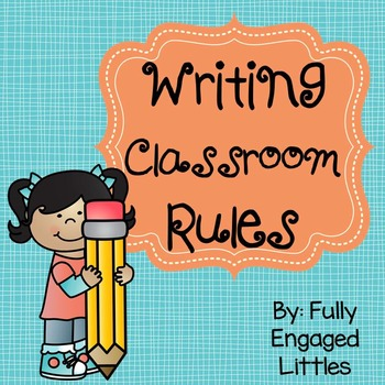 Writing Classroom Rules