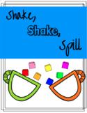 Back to School: Shake, Shake, Spill Game