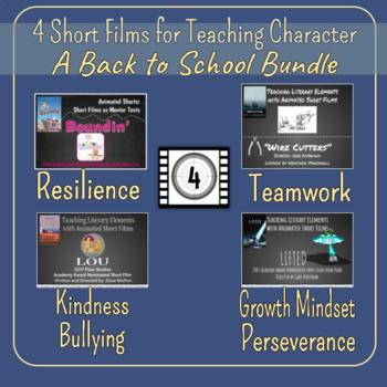 Back to School Short Film Bundle