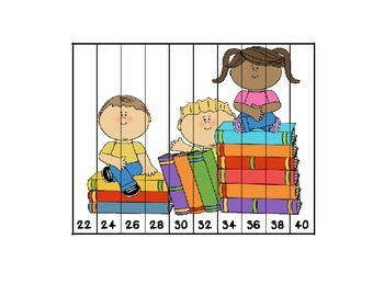 Back to School Skip Counting Mega Pack!