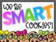 Back to School Smart Cookie Bulletin Board ~ Editable!