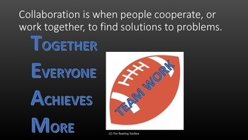 Back to School Smart Start: Collaboration
