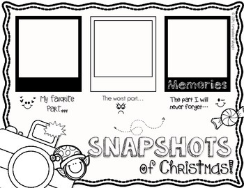 Snapshots Throughout the Year (End of Year or Throughout Year Activity)