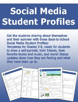 Back to School: Social Media Student Profiles