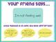 Back to School Social Skills - NO PRINT!