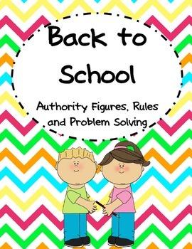 Back to School - Social Studies