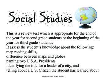 Back to School Social Studies