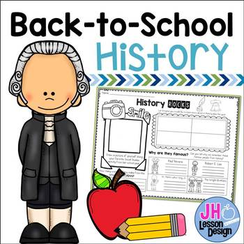 Back to School Social Studies Class: Getting To Know You W