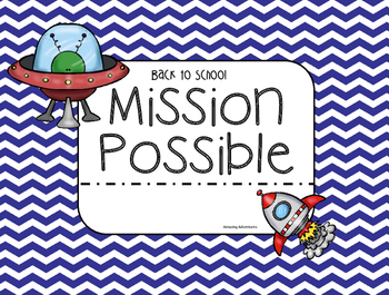 Back to School Space Mission