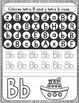 Spanish Alphabet Worksheets