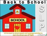 Back to School Speech