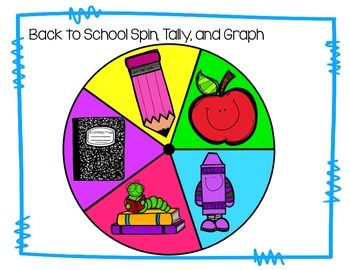 Back to School: Spin, Tally & Graph