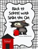 Back to School, Splat! Common Core Aligned
