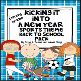 Back to School: Sports Themed for Primary Students