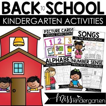 Back to School Activities {Ultimate Start Up Bundle}