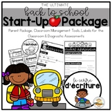 Back to School Start-Up Package