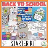 Back to School Starter Kit