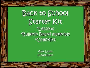 Back to School Starter Pack
