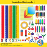 School : Stationery Set