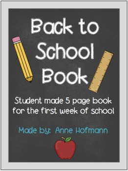 Back to School Student Book