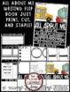 Back to School Flip Book • All About Me Flip Book