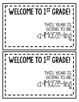 Back to School Student Gift: Amazing Year