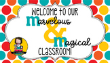 Back to School Student Gift Tag | M&M Classroom