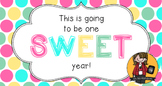 Back to School Student Gift Tag | One SWEET Year
