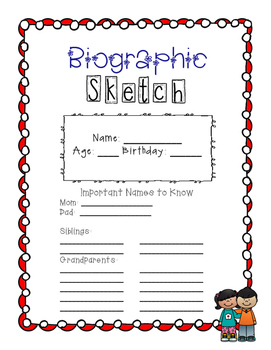 Back to School Student Information Form