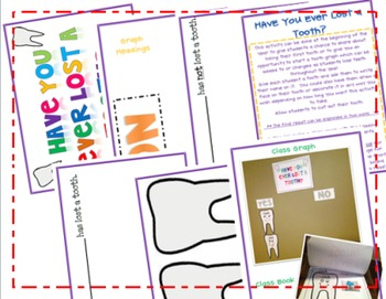 Back to School {Student Made Classroom Books & Graphing Activities}