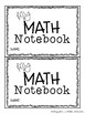 Back to School Subject Notebook Labels