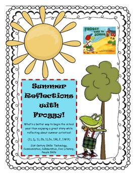 Back to School: Summer Reflections with Froggy