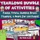 Back to School Super Bundle Over 100 Activities