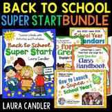 Back to School Super Start Bundle (with Editable Printables)