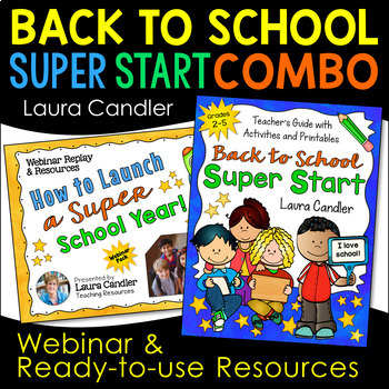 Back to School Super Start Combo