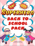 Back to School (Superhero)