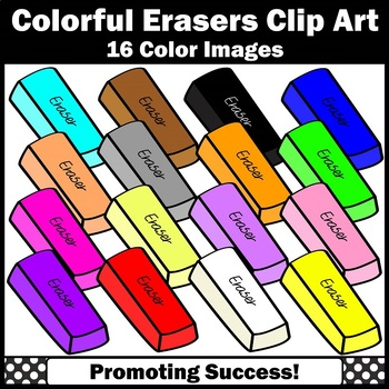 Mini Eraser Clipart For Commercial Use SPS