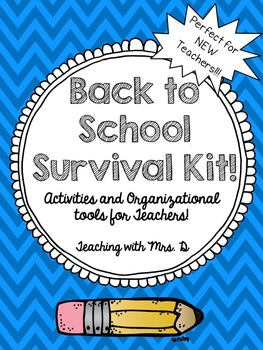 Back to School Survival Resource Kit