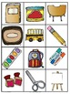 Back to School Syllable Sort Freebee by Kim Adsit