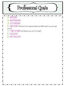 Back to School Teacher Binder - Editable {for all grades!}