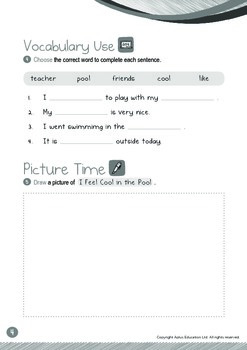 Back to School - Teacher, Friends, Like (I): Word Family OOL - K3 (age 5)