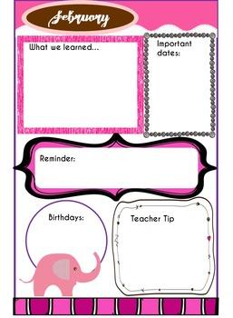 Back to School Teacher Kit