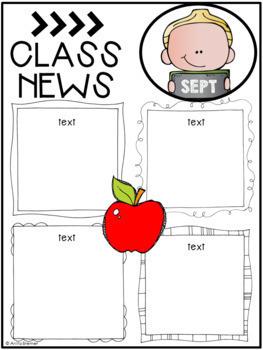 Back to School Teacher Prep Kit Bundle {FULLY EDITABLE}