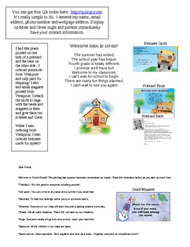 Back to School Teacher Survival Pack