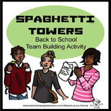 Back to School Team Building Activity - Spaghetti Towers