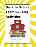 Back to School Team Building Games