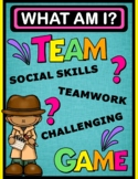 Back to School - Team Game - Social Skills - 4th, 5th, and